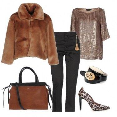 Outfit Grintosa semplicità