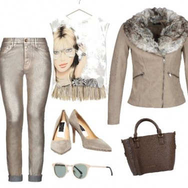 Outfit Alternative Jeans