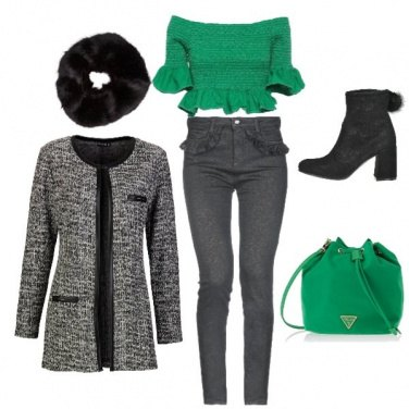 Outfit Urban #9848