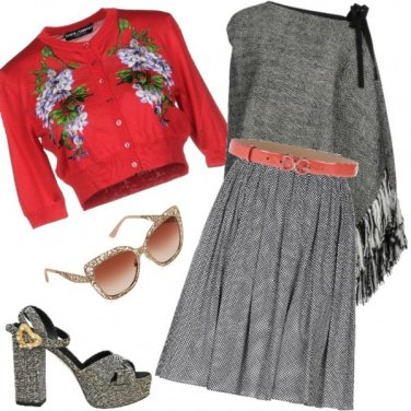 Outfit Dolce & Gabbana total look