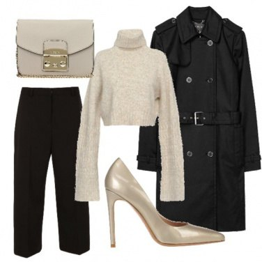 Outfit Classy & essential