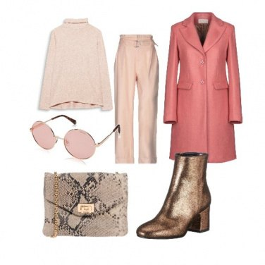 Outfit Pastel with a twist