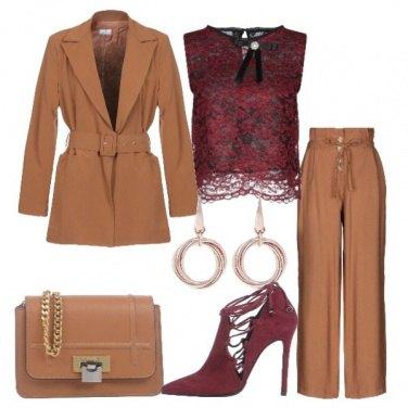 Outfit Il top prezioso