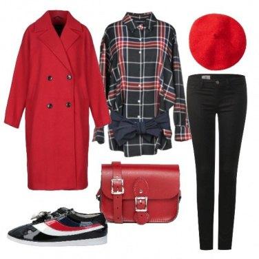 Outfit Stile casual per le feste