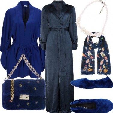 Outfit Le ballerine invernali in pelliccia