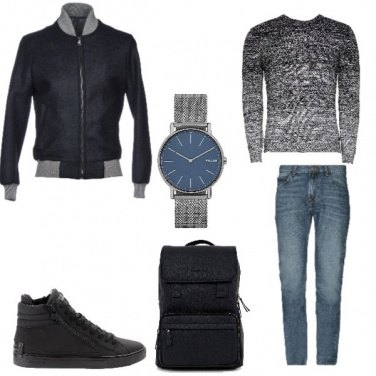 Outfit Casual #5211