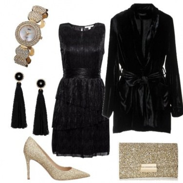 Outfit Natale vip