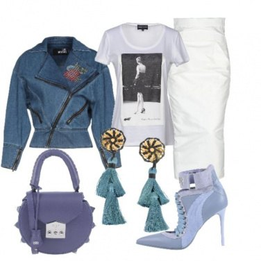 Outfit Stivaletto trendy