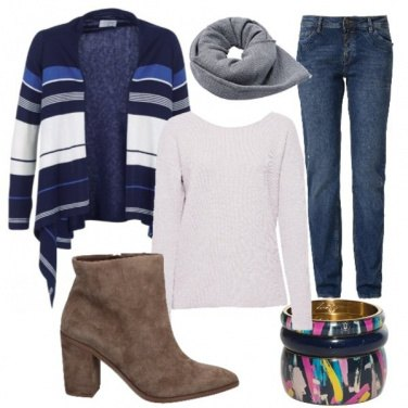 Outfit Casual denim