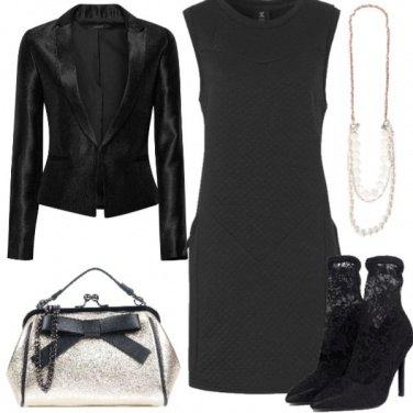 Outfit Spazio agli accessori trendy