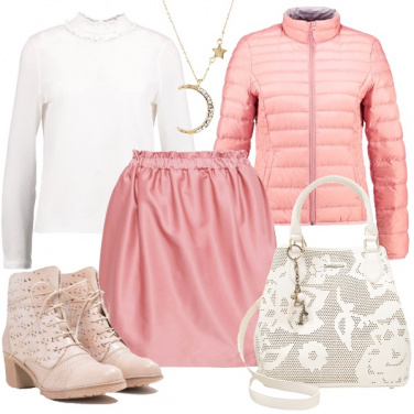 Outfit Romantiche teen ager