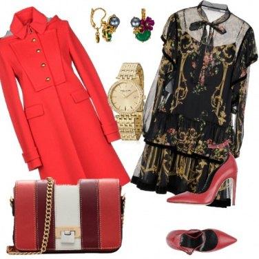 Outfit Shopping di corsa