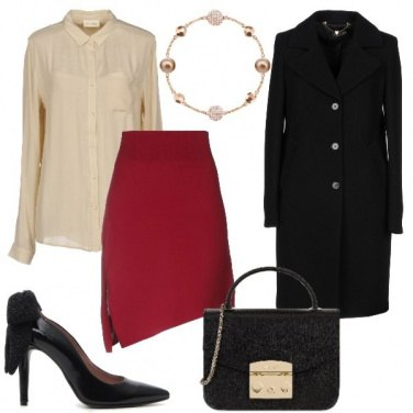 Outfit Con il fiocchetto
