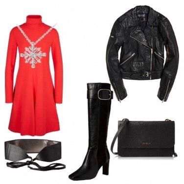 Outfit Pranzo di Natale