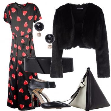 Outfit Cena di San Valentino