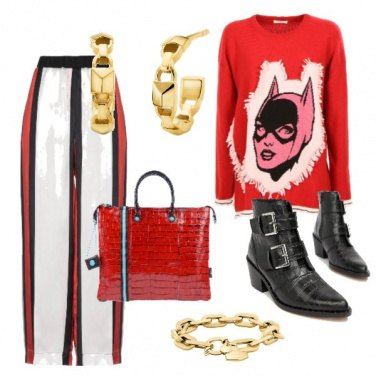 Outfit Rock the Casbah