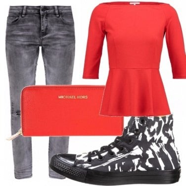 Outfit Red2