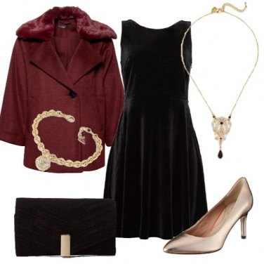 Outfit Intramontabile velluto