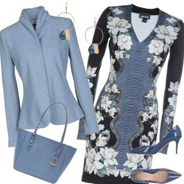 Outfit La pitonessa romantica