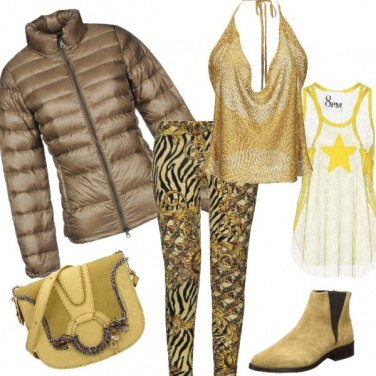 Outfit Il lame' illuminante