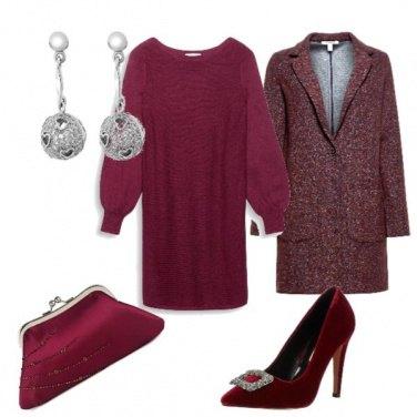 Outfit Quasi rosso