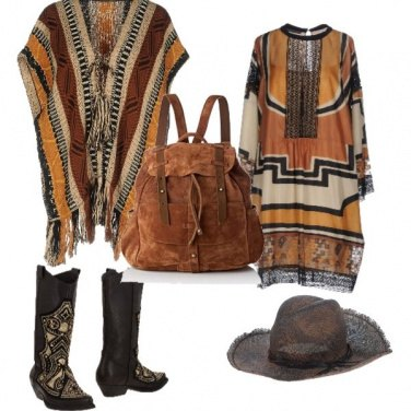 Outfit Etnico #3656