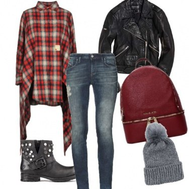 Outfit Urban #9869