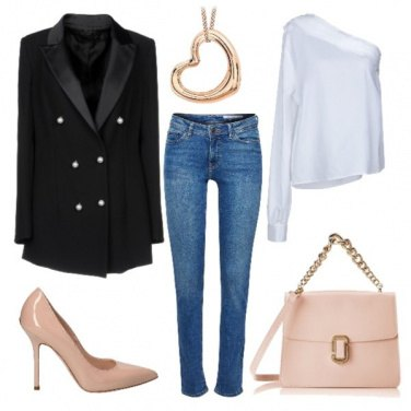 Outfit Eleganza informale