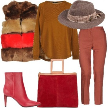 Outfit Il cappello trendy