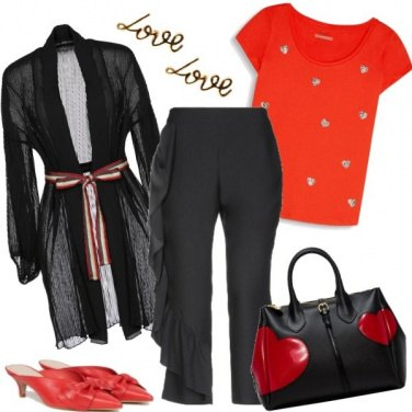 Outfit Christmas in love