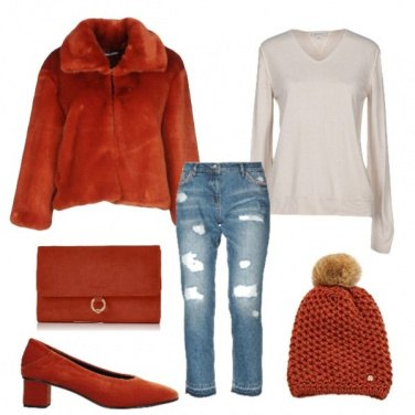 Outfit Ruggine