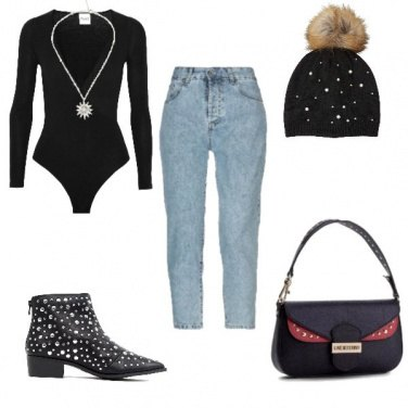 Outfit E jeans sia!