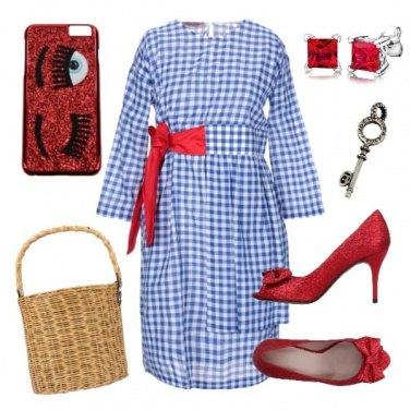 Outfit Ispirazioni Disney Dorothy