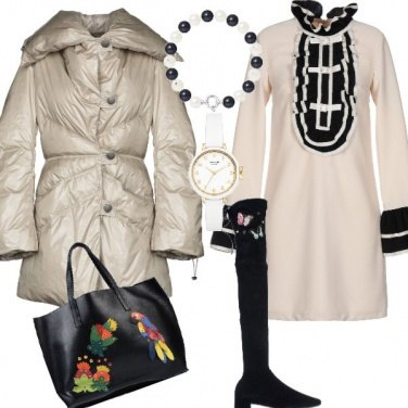 Outfit Shopping di Natale