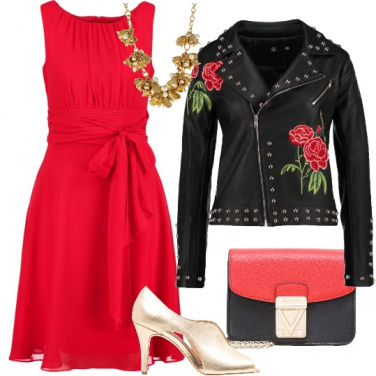 Outfit Parlami d\'amore