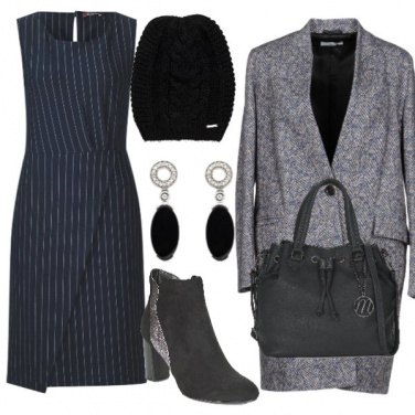 Outfit Rigore e stile
