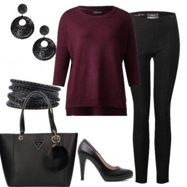 Outfit Con gli accessori giusti