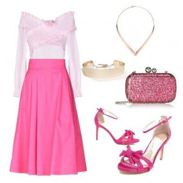 Outfit Ispirazione Disney Aurora