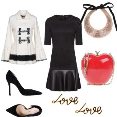 Outfit Merry cristmas in love
