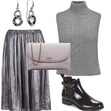 Outfit Capodanno metropolitano