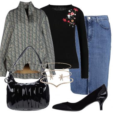 Outfit Denim da signora