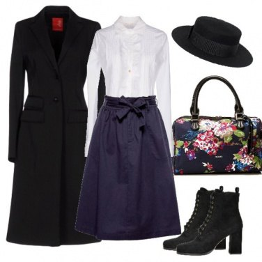 Outfit Ispirazioni Disney Mary Poppins