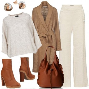 Outfit Tres chic