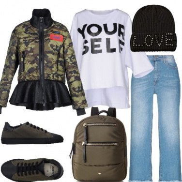 Outfit Urban mood