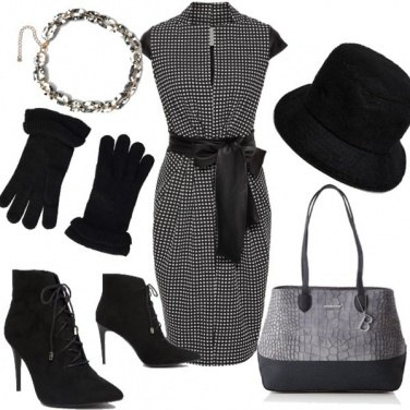 Outfit Lady glamour