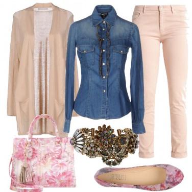 Outfit Fiori che passione