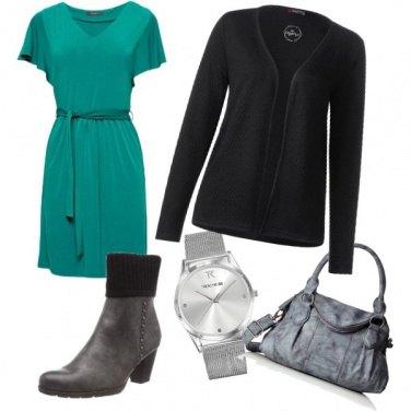 6bc6ed148920 Collection Green emerald Vestito Donna Verde 058eo1e034 Esprit 8wd068