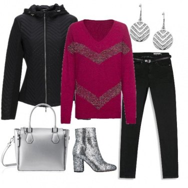Outfit Glitter for you