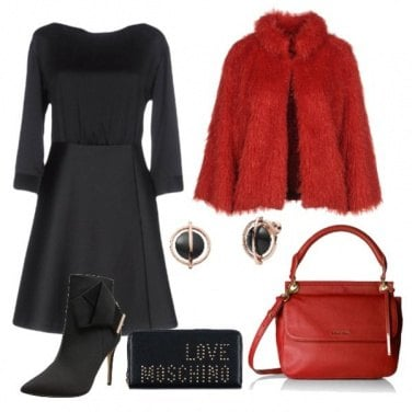 Outfit Christmas is coming
