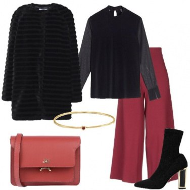 Outfit #CHRISTMASISCOMING - 21 dicembre